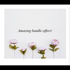 Bundle offers!